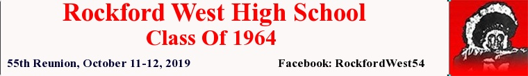 Rockford West High School Class of 1964